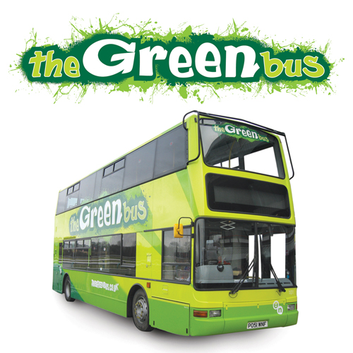 the-green-bus